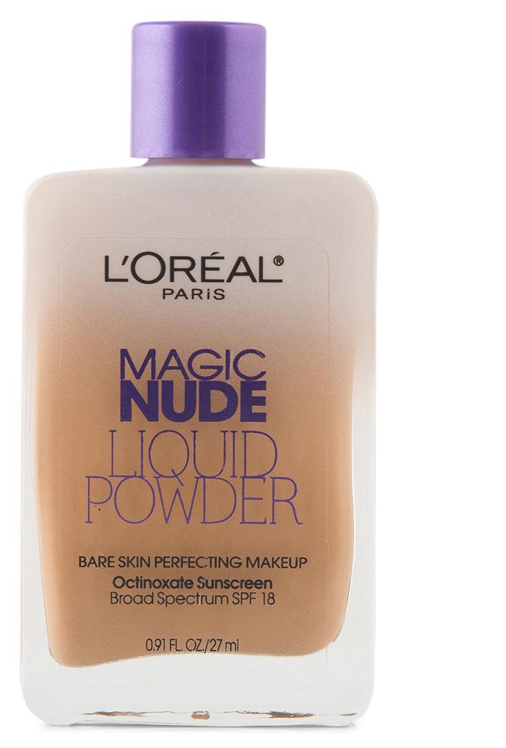 LOreal Paris Magic Nude Liquid Powder Bare Skin